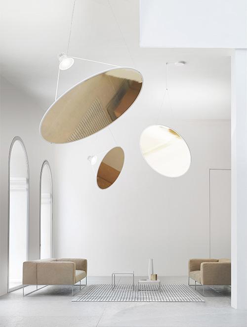 Amisol - suspension lamp
