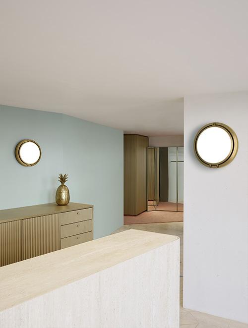 Metropoli - wall or ceiling lamp