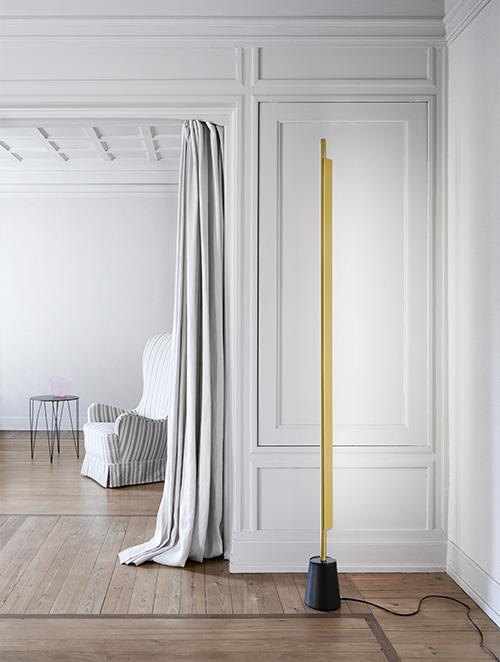 Compendium - floor lamp