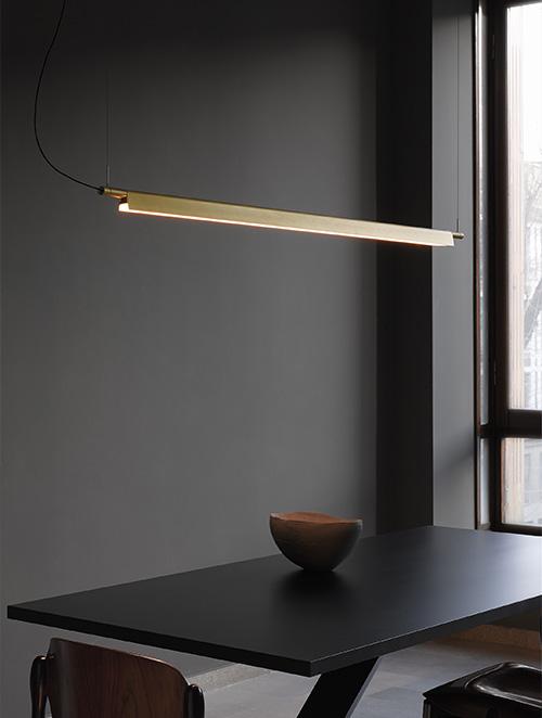 Compendium - suspension lamp